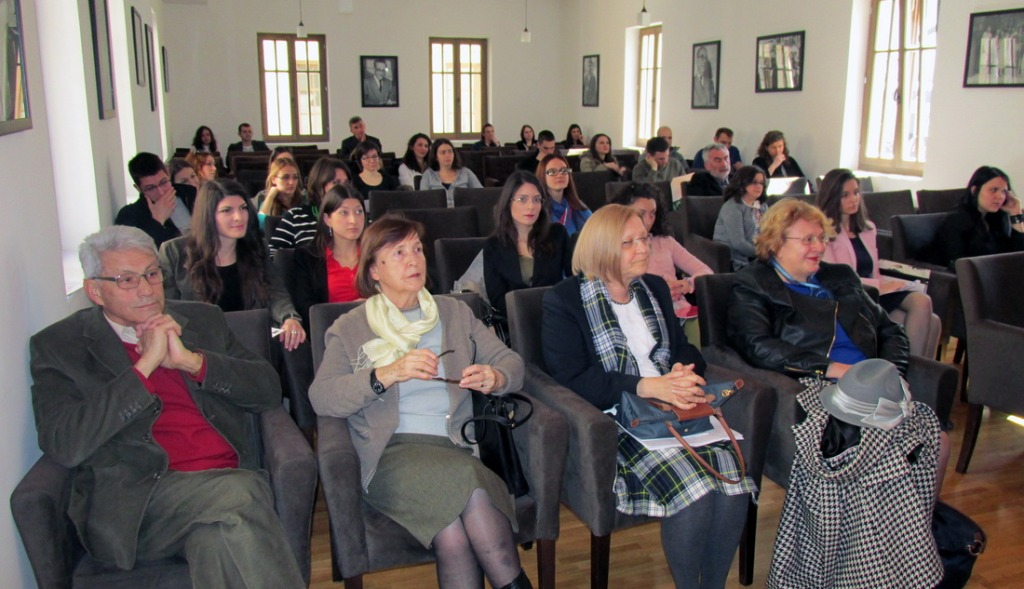 Promovisana knjiga Serbia